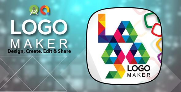 Photo of Get Logo Maker Designer – Android Source Code Download