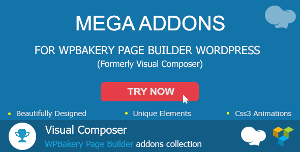 Photo of Get Mega Addons For WPBakery Page Builder (formerly Visual Composer) Download