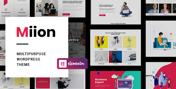 Photo of Get Miion | Multi-Purpose WordPress Theme Download