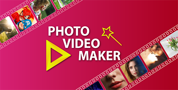 Photo of Get Photo to Video Slideshow Maker With Music – Android Source Code Download