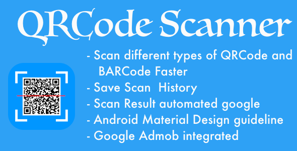 Photo of Get QR Code & Barcode Scanner For Android With Admob Download