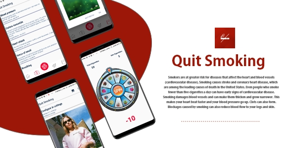 Photo of Get Quit Smoking – Android Source Code Download
