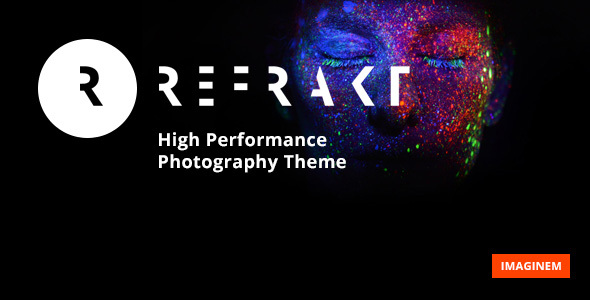 Photo of Get Refrakt   Photography Theme for WordPress Download
