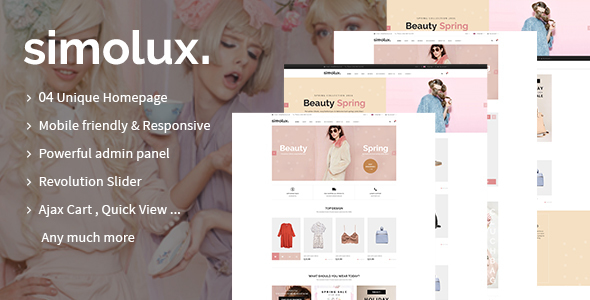 Photo of Get Simolux – Responsive Shopify Theme Download