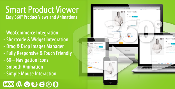 Photo of Get Smart Product Viewer – 360º Animation Plugin Download