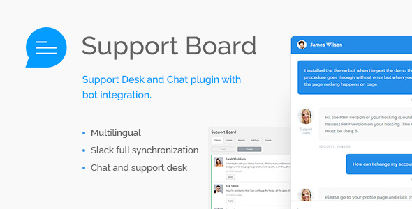Photo of Get Support Board – Chat And Help Desk | Bot & Chat Download