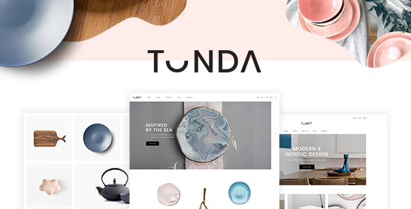 Photo of Get Tonda – Elegant Shop Theme Download