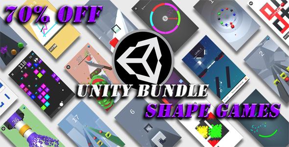 Photo of Get Unity Shape Games Bundle – 70% OFF Download