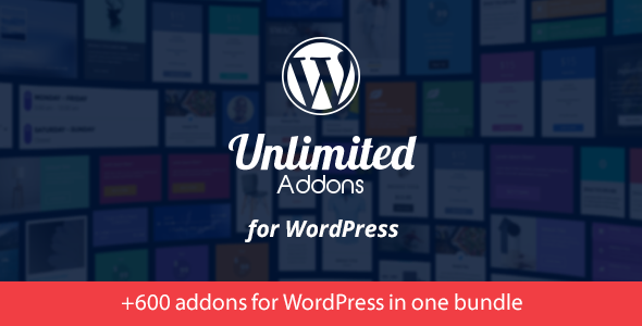 Photo of Get Unlimited Addons for WordPress Download