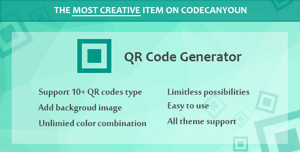 Photo of Get Visual Composer – QR Code Generator Download