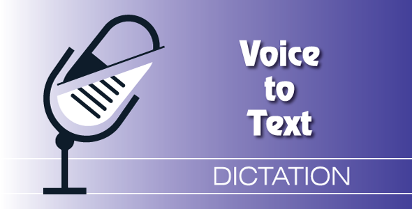 Photo of Get Voice Typing or Voice Dictation App Source Code Download