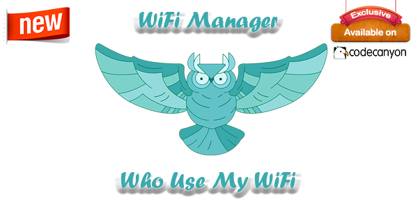 Photo of Get WIFI Manager – Android App Source Code Download