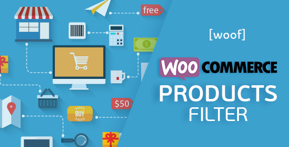 Photo of Get WOOF – WooCommerce Products Filter Download