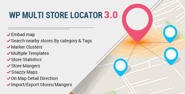 Photo of Get WP Multi Store Locator Pro Download