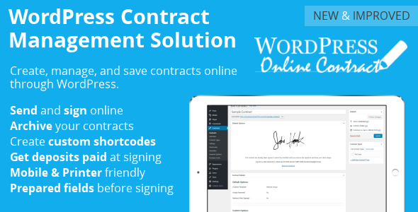 Photo of Get WP Online Contract Download