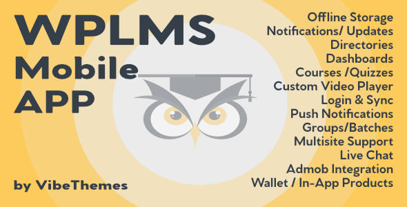 Photo of Get WPLMS Learning Management System App for Education & eLearning Download