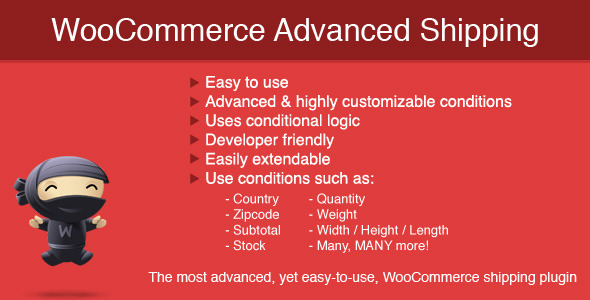 Photo of Get WooCommerce Advanced Shipping Download