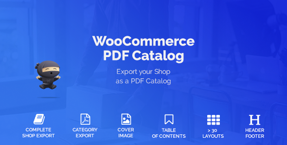 Photo of Get WooCommerce PDF Catalog Download