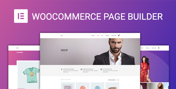 Photo of Get WooCommerce Page Builder For Elementor Download