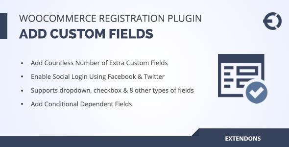 Photo of Get WooCommerce Registration Plugin: Custom User Form Fields Download
