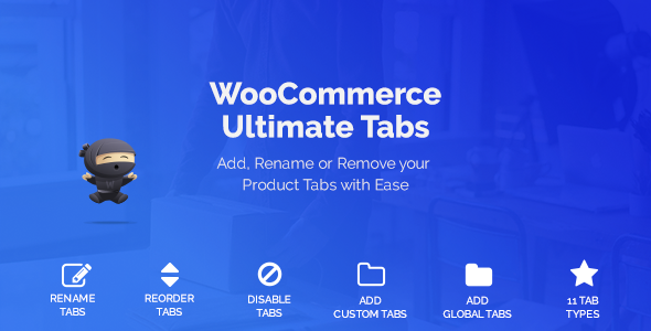 Photo of Get WooCommerce Tabs – Ultimate Custom Product Tabs Download