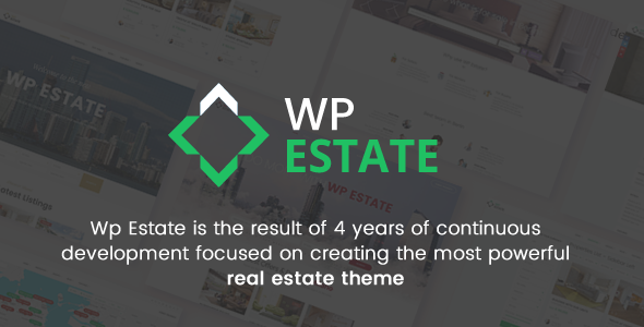 Photo of Get WpEstate Real Estate WordPress Theme Download