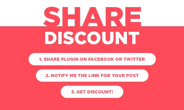 Share Discount