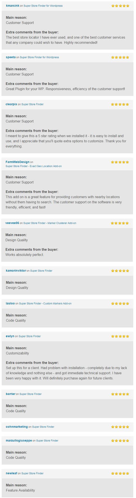 Super Store Finder for WordPress - 3