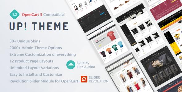Sellya - Multi-Purpose Responsive OpenCart Theme - 2