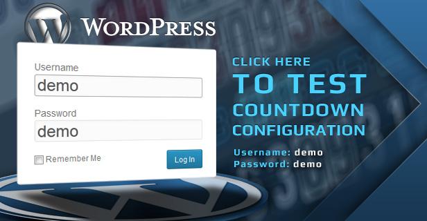 WP Admin Test