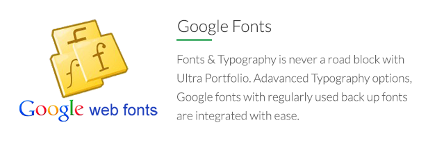 Ultra Portfolio - WordPress - 9