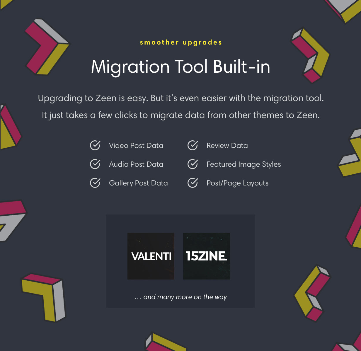Migration tool to save reviews