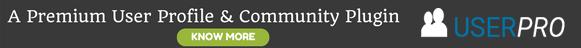 WordPress User Bookmarks for UserPro - 2