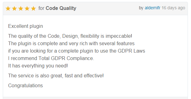 Total GDPR Compliance Review 1