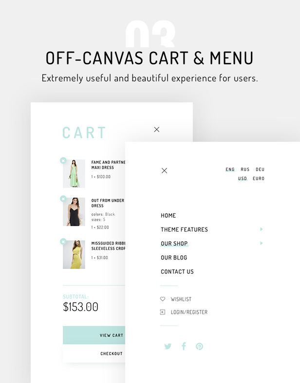Eva - Fashion WooCommerce Theme - 7