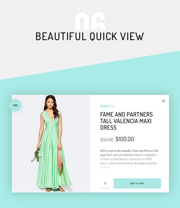 Eva - Fashion WooCommerce Theme - 10