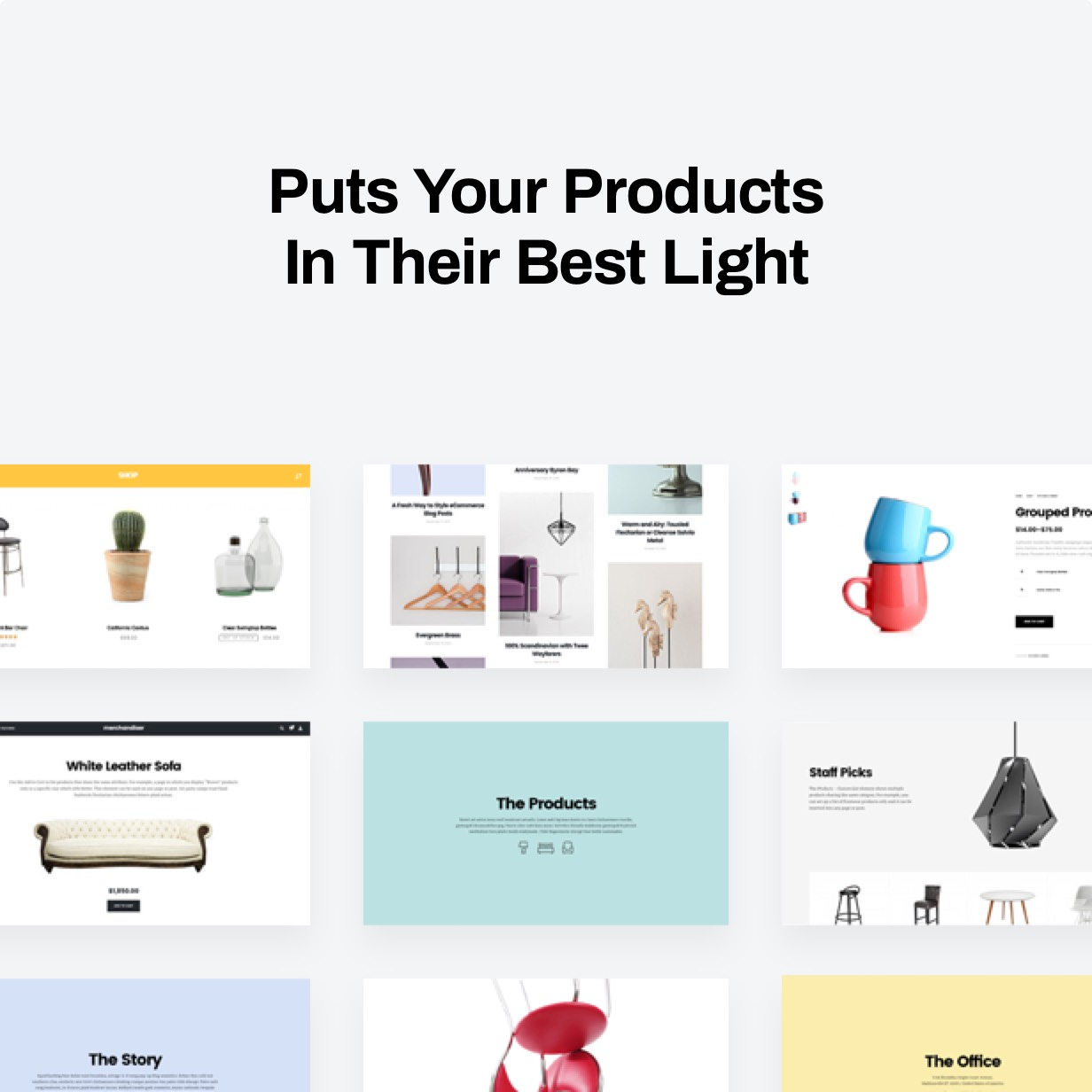 Merchandiser - eCommerce WordPress Theme for WooCommerce - 3