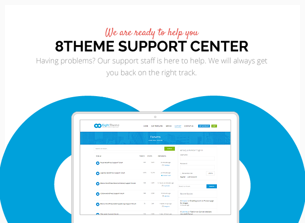 8theme studio support