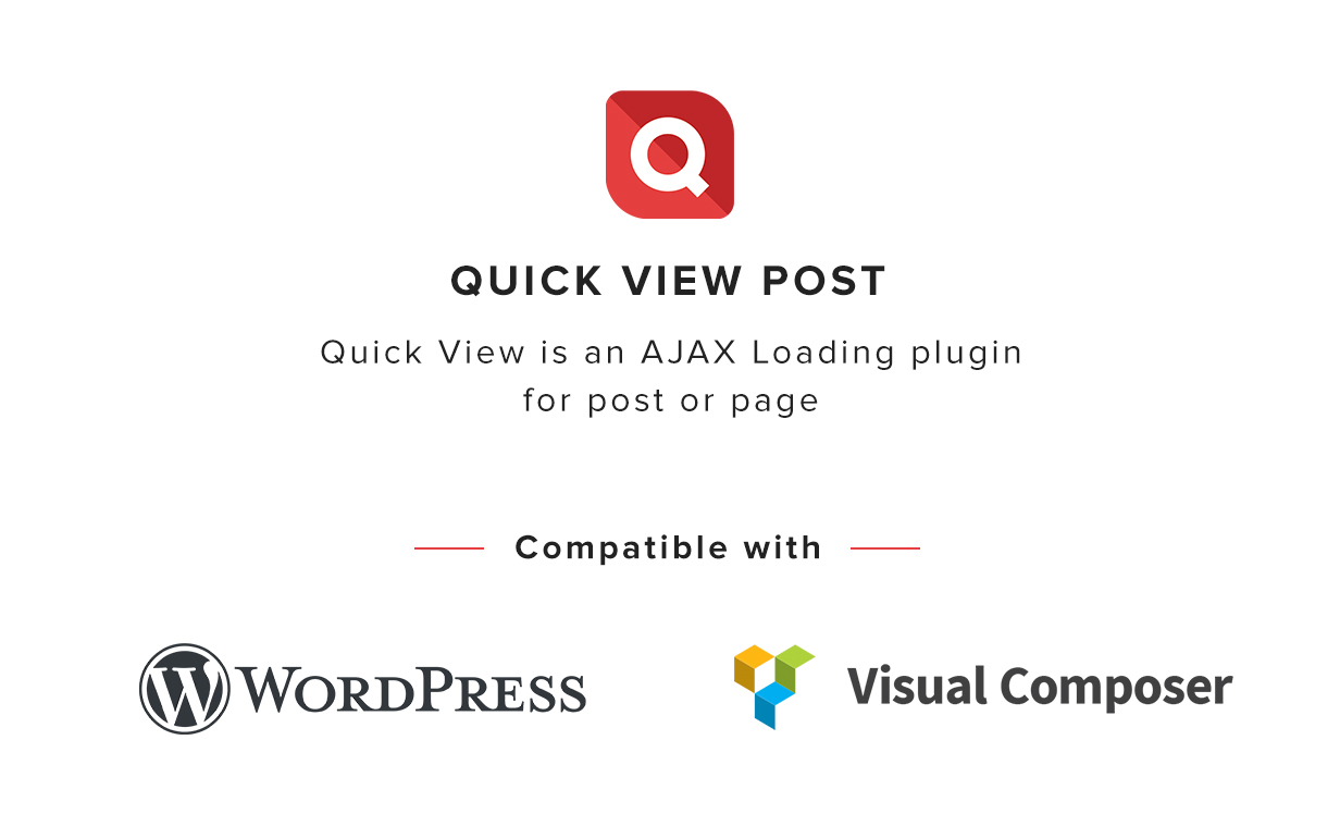 Quick View - Lightbox for WordPress post - 1