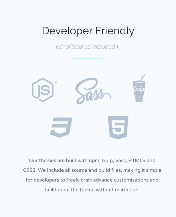 Developer Friendly