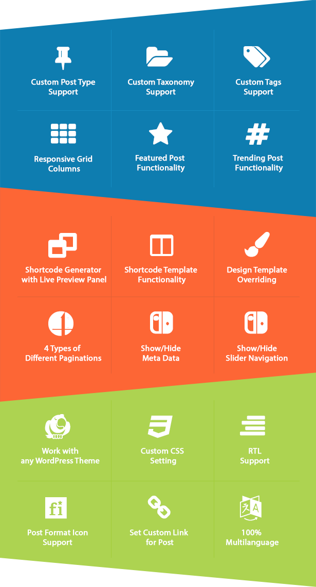 Blog Designer Pack Pro - News and Blog Plugin for WordPress - 17