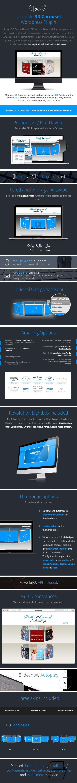 Ultimate 3D Carousel Wordpress Plugin - 7