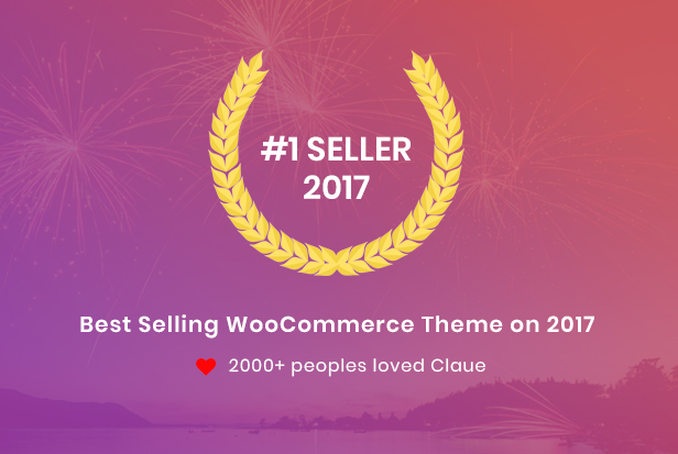 Best selling WooCommerce Theme
