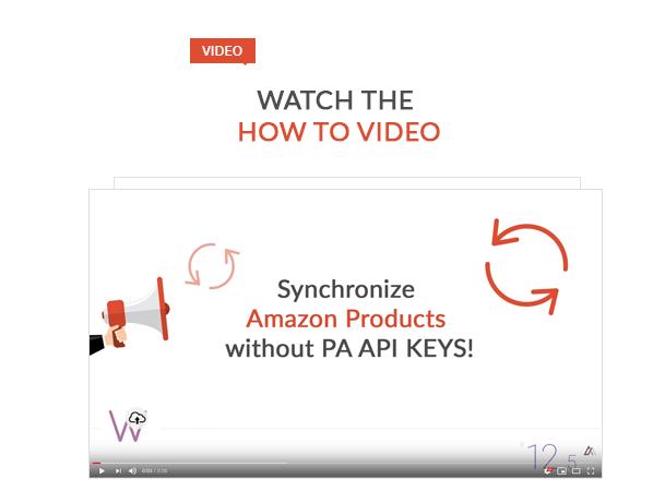 WooCommerce Amazon Affiliates - WordPress Plugin - 6