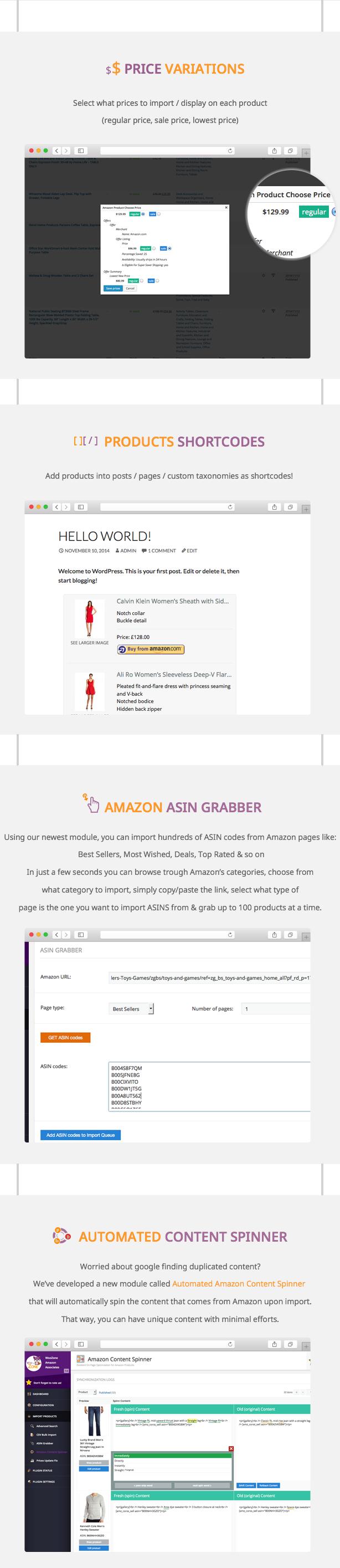 WooCommerce Amazon Affiliates - WordPress Plugin - 44