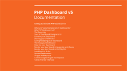 PHP Dashboards NEW v5.8 - (Enterprise Edition - 100% code included) - 9