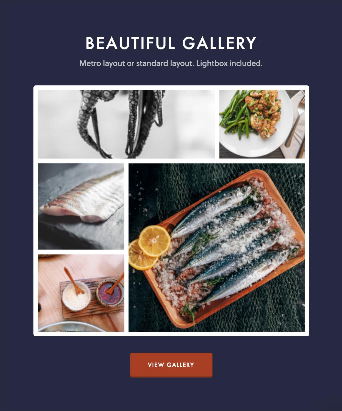 Dine Gallery