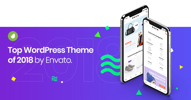 Puca - Optimized Mobile WooCommerce Theme - 4