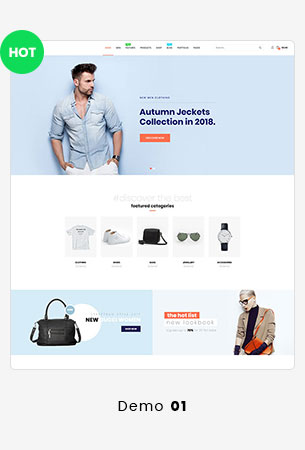 Puca - Optimized Mobile WooCommerce Theme - 13
