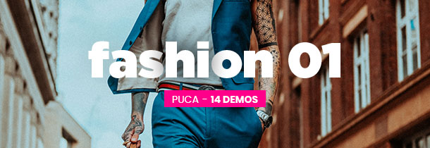 Puca - Optimized Mobile WooCommerce Theme - 12